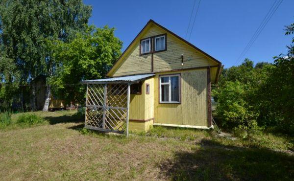 Дачный дом на земельном участке 6 соток в близи д.Ширяево(90 км от МКАД)